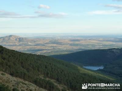 Pico Perdiguera, rutas en madrid senderismo; ruta cercedilla